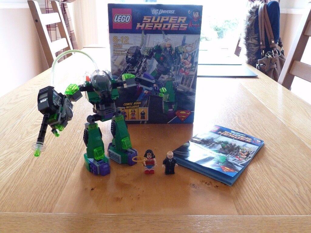 Lego Super Heroes (6862) Superman vs. Power Armor Lex