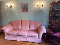 Beautiful 3 Seater Parker Knoll Sofa