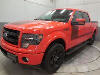 2013 Ford F-150 FX4 CREW CAB ECOBOOST MAGS 20 CUIR NAVI