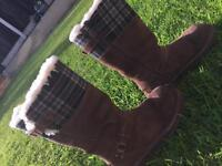 Ugg Boots (size 1) - Children's