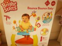 Bright starts bouncer
