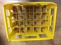 Plastic Beer crates