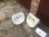 Free Toilets & basins
