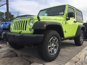 2016 Jeep Wrangler BRAND NEW, RARE, RUBICON