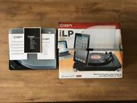 ION iLP Vinyl Turntable Player