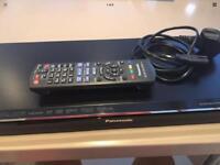 Panasonic DVD Blu-Ray Player WiFi Netflix DMP-BDT220
