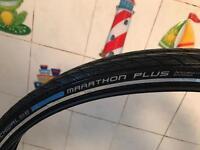 Marathon plus tyres