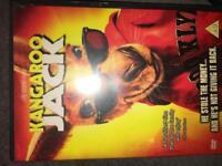 Kangaroo Jack (movie dvd)