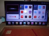 LG 47 INCH BUILT IN WIFI SMART 3D LED TV (47LM670T)