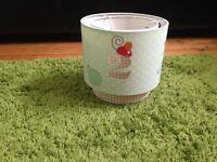 Next Nursery Baby Bumper - bedding, curtains, rug, lamp shade boy or girl