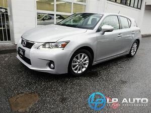 2011 Lexus CT 200h Hybrid! Easy Approvals! $0 Down Financing!!