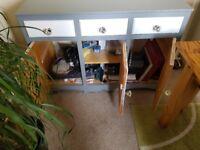 Upscaled sideboard