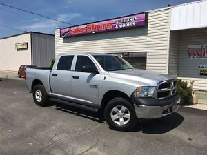2014 Ram 1500 ST CLEAN CAR PROOF ALLOY WHEELS TRACTION CONTROL 2