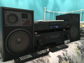jvc loudspeakers