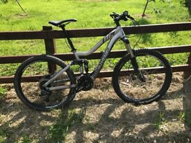 Avanti Torrent Full Suspension mountain bike 26""