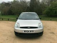 FORD FIESTA LX 1.2L 2004 MOT TILL 03/11/2017 WARRANTED MILES HPI CLEAR EXCELLENT CONDITION