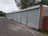 Lock-Up Garage to let