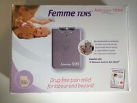 Femme Tens machine from Bodyclock Health Care (preloved)
