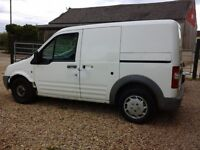 2004 FORD TRANSIT CONNECT T200 (Breaking for spares/parts