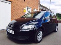 2013 13 Volkswagen Golf Plus 1.6 TDI Bluemotion £30 Tax 130k Company Owned HPI Clear not passat a3