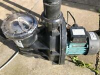 Mega spa SS033 external pond pump