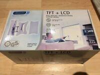 TFT / LCD Wall Bracket Vivanco Short Arm Tilt LCD
