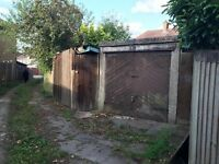 Garage to let, double garage for rent, located near Norbury station off London Road, ONLY £60 A WEEK