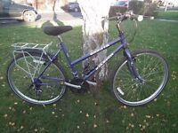 Lovely Raleigh ladies bike