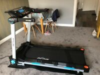 JTX Slim-Line: Compact Folding Treadmill