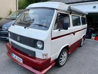 VW T25 Devon 1983