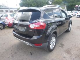 FORD KUGA - EJ09CHF - DIRECT FROM INS CO