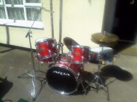 Aria drum kit for sale £100