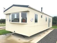 Cheap static caravan for sale/Skegness/Ingoldmells/Mablethorpe/LOW GROUND RENT/entertainment/lakes