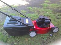 Lawnmower Sovereign Petrol Rotary