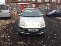 Daewoo matiz Great little car just taken in part exchange bargain