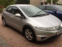 🚗 Honda Civic SE I-CTDi 5 door diesel - JUST SERVICED 🏁