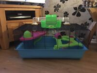 Brand new - Hamster Heaven Cage