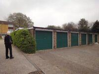 GARAGE TO RENT - Cotswold Court, Burford Road, Horsham