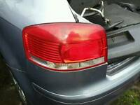 2004 AUDI A3 8P PASSENGER SIDE LEFT REAR LIGHT