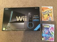 Nintendo Wii console and games, very good condition