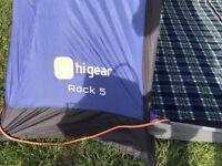rock 5 tent