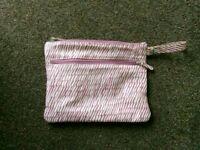 Mothercare Clutch Change Bag- Rain Stripe