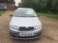 £ 599 Skoda Fabia 1.4 TDI PD 75 Classic 5dr WELL MAINTAINED &CLEAN EXAMPLE