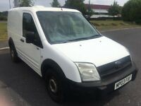2003 FORD TRANSIT CONNECT 1.8 TDCI T220 SWB L LOW ROOF, DRIVES WELL, SERVICE HISTORY, LONG MOT !!!