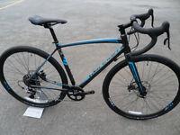 Raleigh Mustang Elite Gravel Cyclocross Bike Brand New Hydraulic Brakes 1x11 Located Bridgend Area