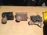 Victorian vintage wood door knobs and locks