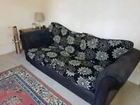 Sofa 3 piece 2 chairs good condition