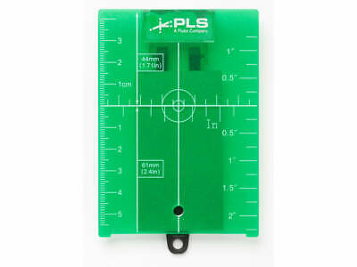 Pls Grt4 Green Magnetic Ceiling Target With Leg Stand