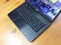 "Dell Laptop - 500GB/4GB/15.6"" HD Screen - HDMI - Webcam - [good battery]"