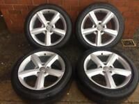 "Audi Q7 20"" Wheels Also fit VW Transporter T5 / T6"